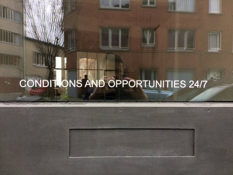 Conditions and opportunities12