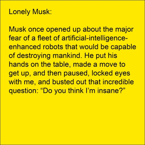 Lonely Musk13